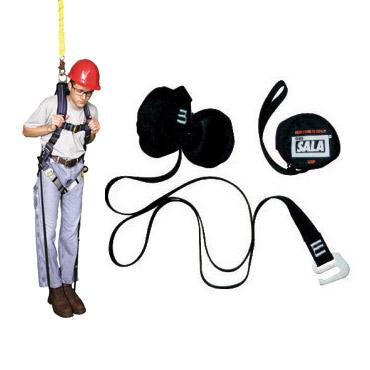 Veiligheidsbanden voor suspensietrauma