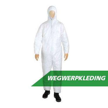 WEGWERPKLEDING