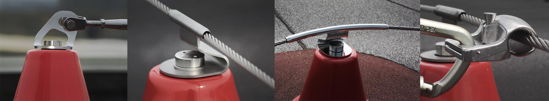 Afbeeldingen van het Scope lijnsysteem
