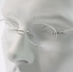 Afbeelding oorveer bril
