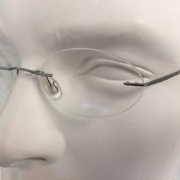 Afbeelding van de oorveer van de bril.