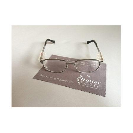 Afbeelding veiligheidsbril op sterkte.